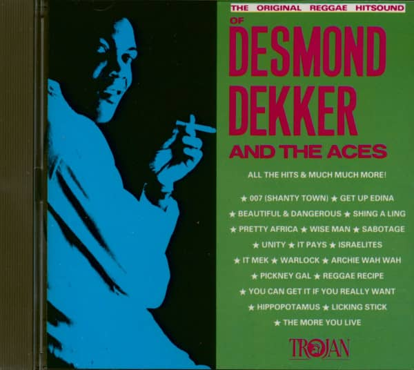 The Original Reggae Hitsound (CD)