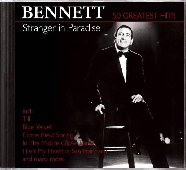 Stranger In Paradise - 50 Greatest Hits (2-CD)