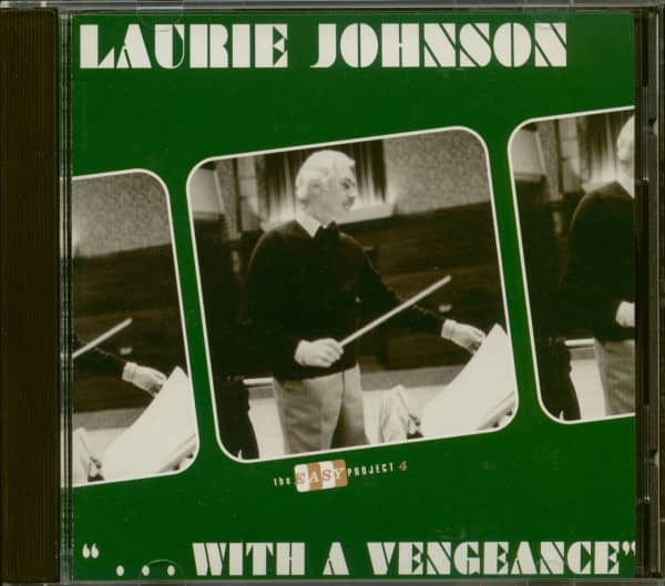 With A Vengeance (CD)
