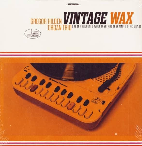 Vintage Wax (2-LP, 180g Vinyl)
