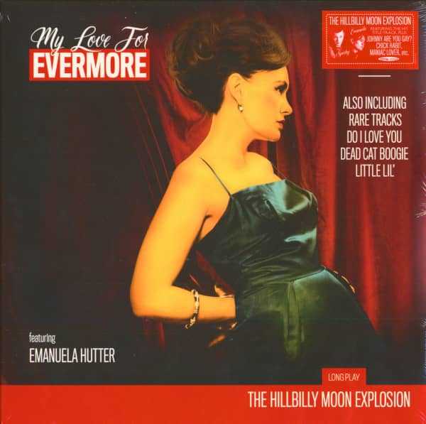 My Love For Evermore (LP, 180g Vinyl)