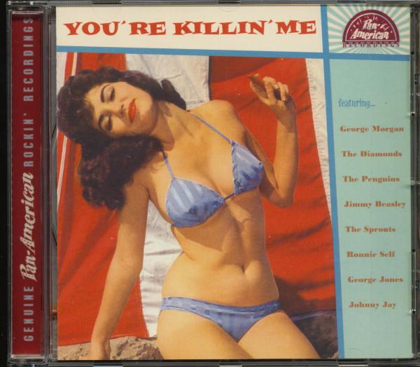 You're Killin' Me (CD)
