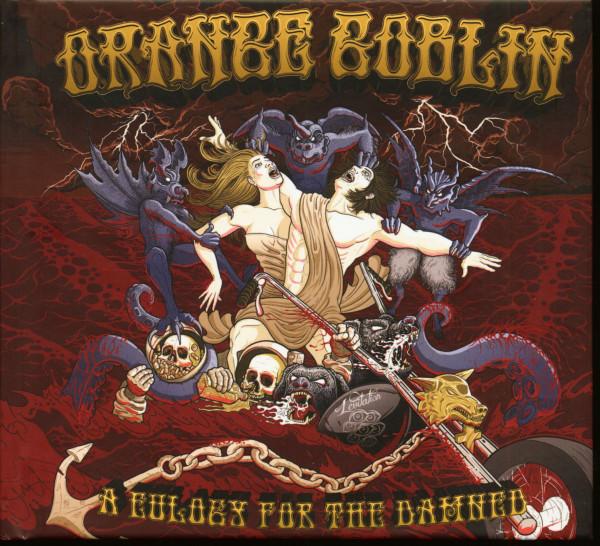 A Eulogy For The Damned (CD & DVD, Digibook, Ltd.)