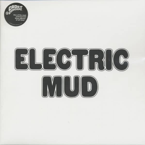 Electric Mud (LP, 180g Vinyl)