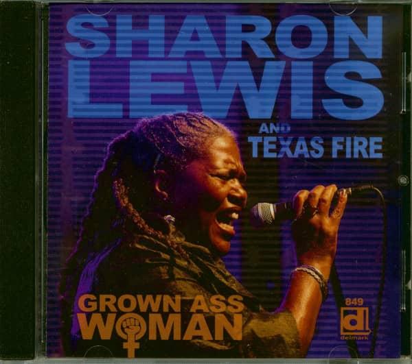 Grown Ass Woman (CD)