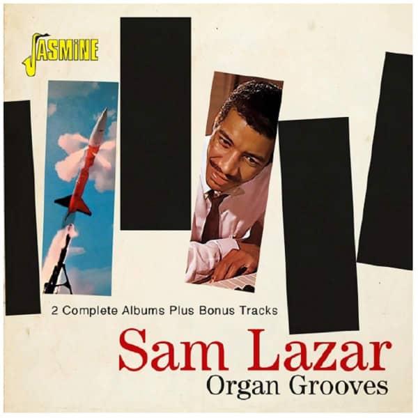 Organ Grooves (CD)