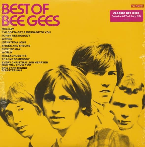 Best Of Bee Gees (LP)
