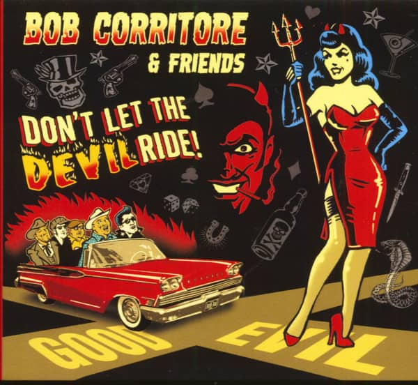 Don't Let The Devil Ride! (CD)
