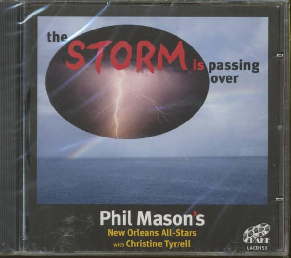 The Storm Is Passing Over (CD)