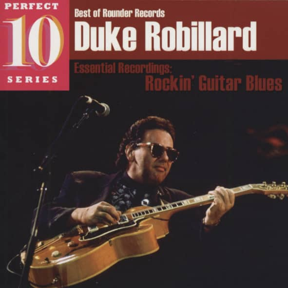 Essential Recordings: Rockin' Guitar Blues