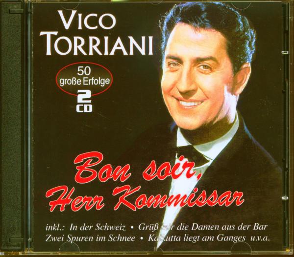 Bon Soir, Herr Kommissar - 50 große Erfolge (2-CD)