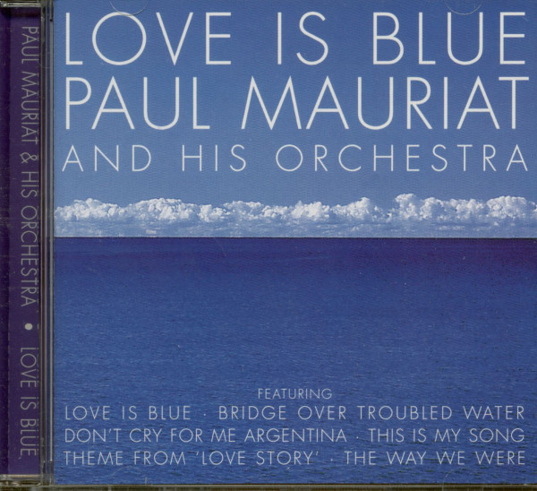 Love Is Blue (CD)