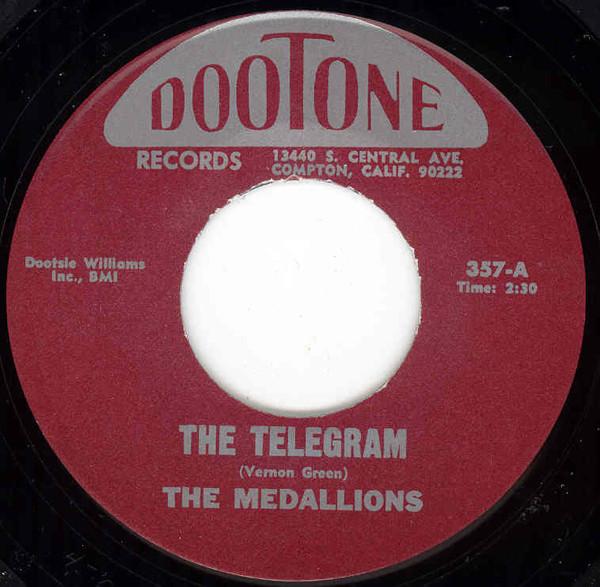 The Telegram - Coupe De Ville Baby 7inch, 45rpm