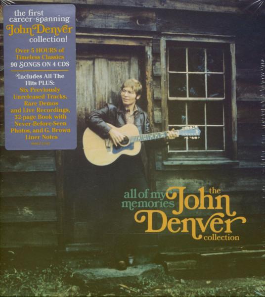 All Of My Memories (4-CD)