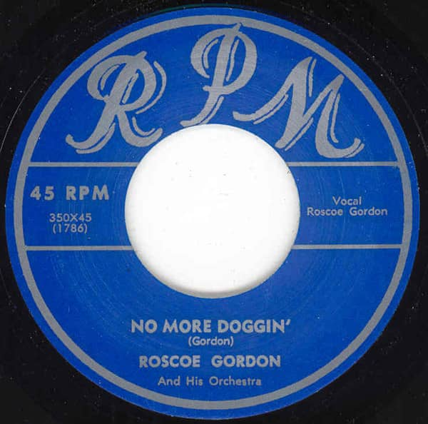 No More Doggin' - New Orleans Wimmen