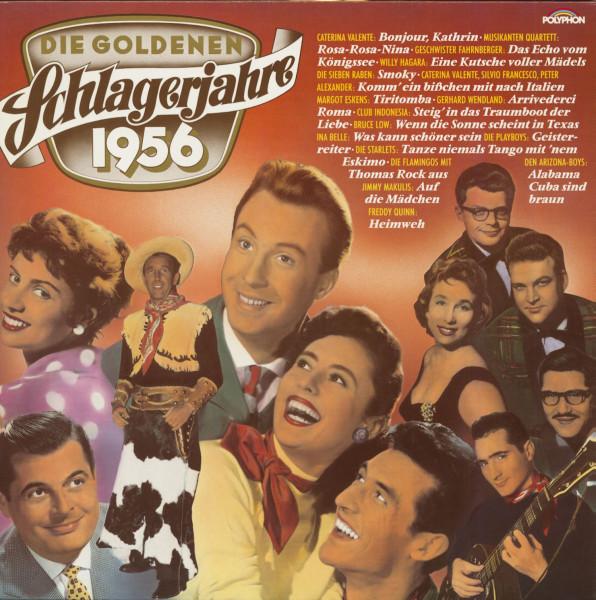 Die Goldenen Schlagerjahre 1956 (LP)
