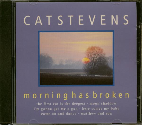 Morning Has Broken (CD)