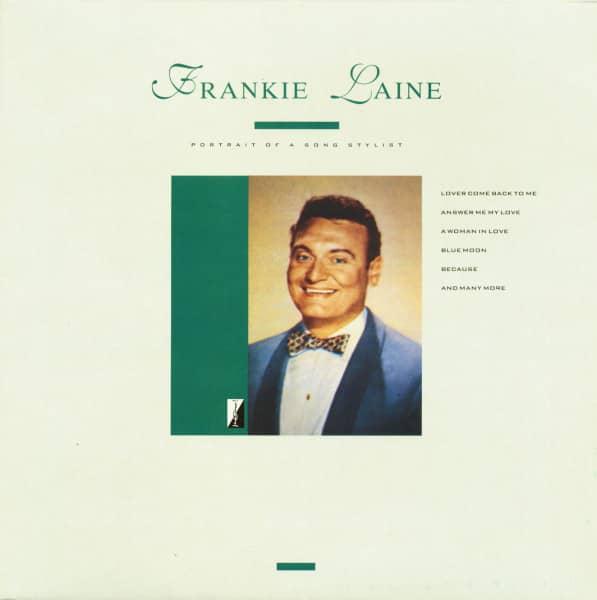 Portrait Of A Song Stylist (LP)
