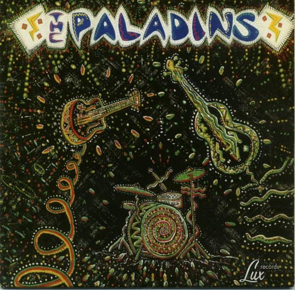 The Paladins (CD)