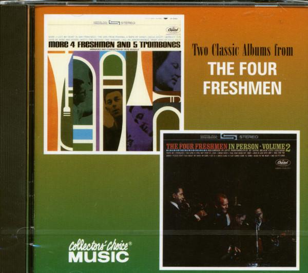 More Four Freshmen & In Person Vol.2 (CD)