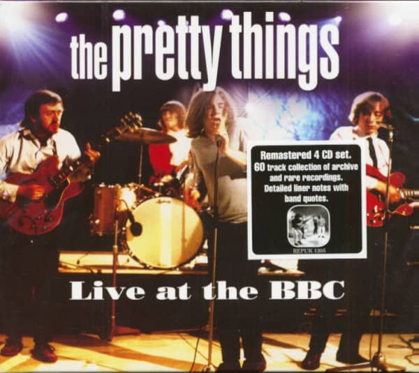 Live At The BBC (4-CD)