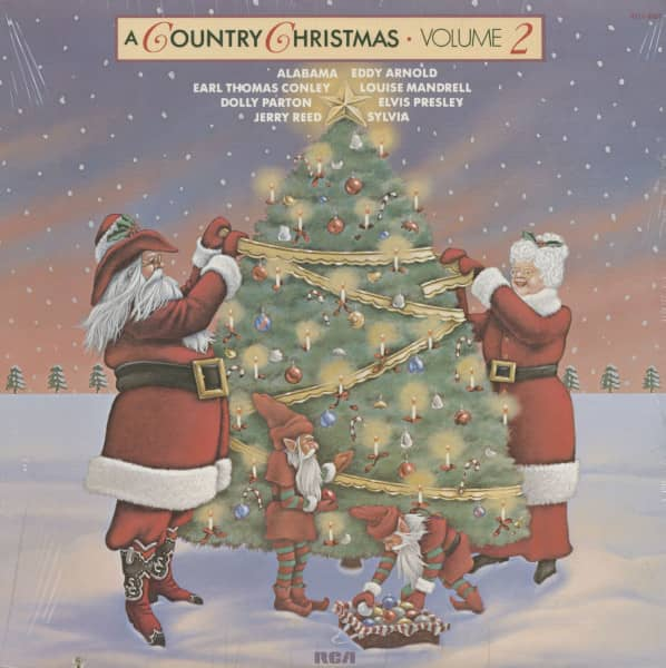 A Country Christmas, Vol.2 (LP)
