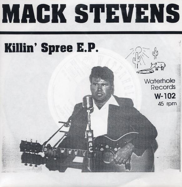 Killin' Spree 7inch, 45rpm, EP