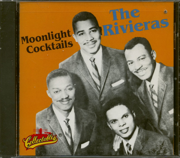 Moonlight Cocktails (CD, Cut-Out)