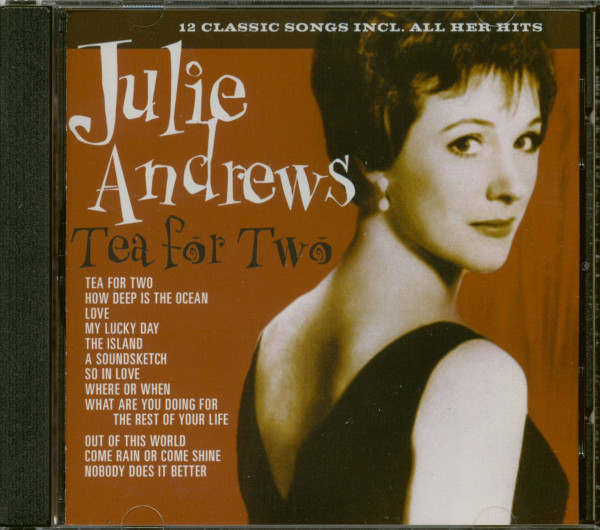 Tea For Two (CD)
