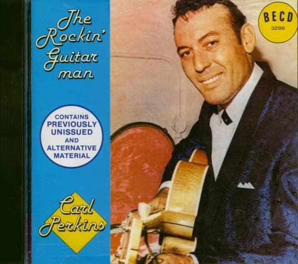 The Rockin' Guitar Man (CD, Ltd.)