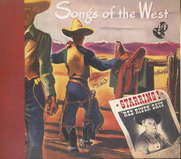 Songs Of The West (CD)