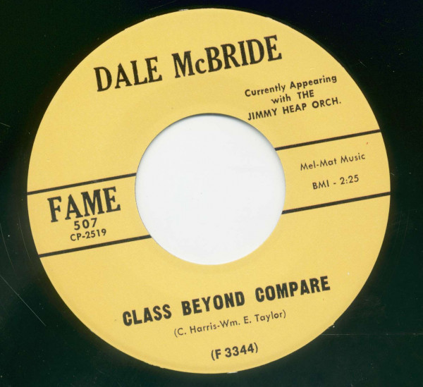 Prissy Missy - Class Beyond Compare (7inch, 45rpm)