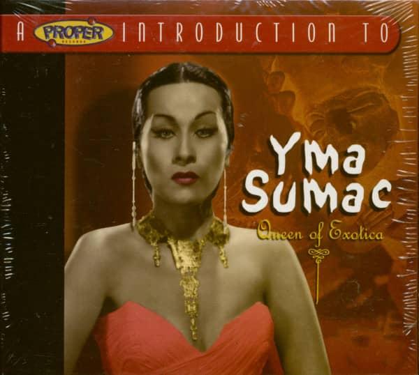 Queen Of Exotica (CD)