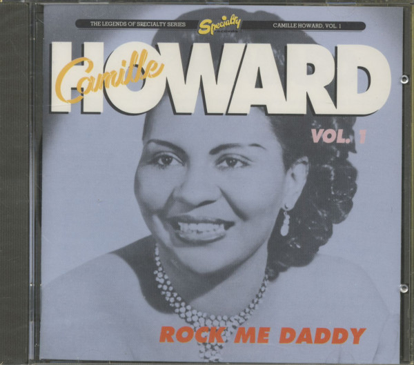 Rock Me Daddy (CD)