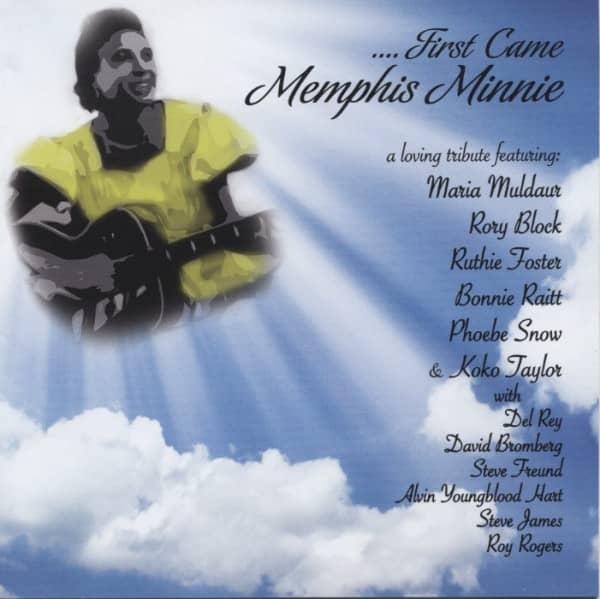 First Came Memphis Minnie (CD)