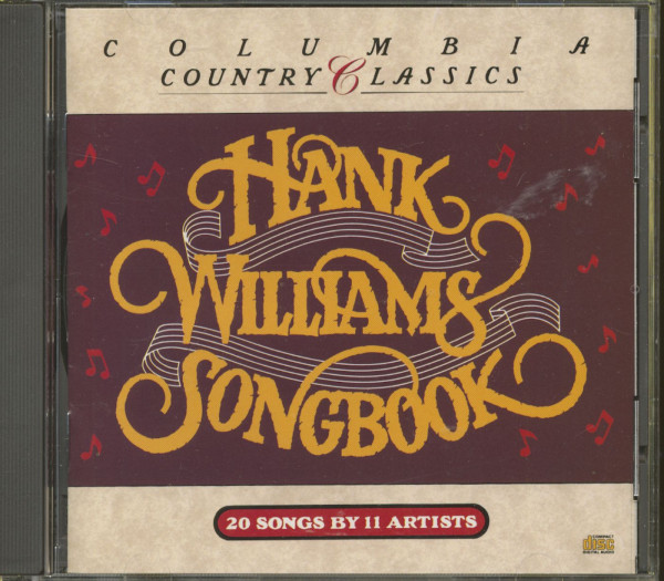 Hank Williams Songbook (CD)