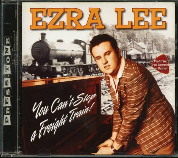 You Can't Stop The Freight Train (CD)