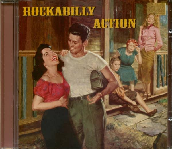 Rockabilly Action