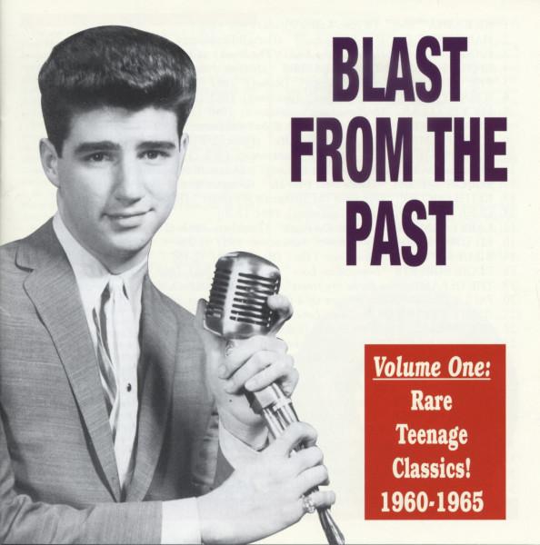 Blast From The Past - Rare Teenage Classics (CD)