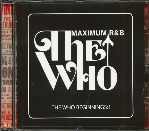 The Who Beginnings 1 - Maximum R&B (CD)