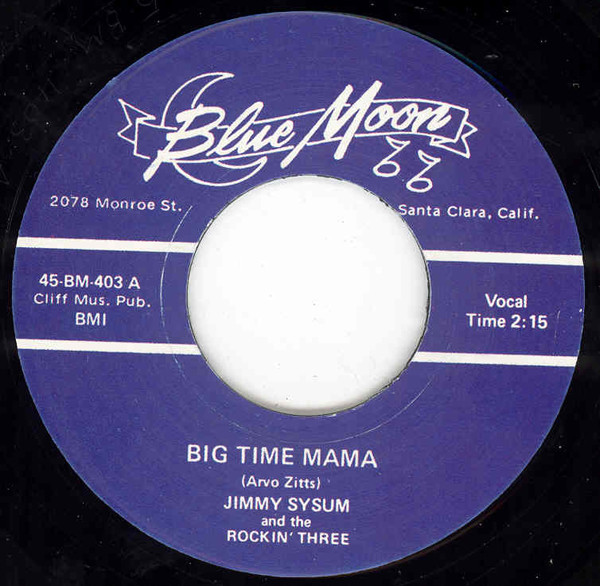 Big Time Mama - Tears Of Happiness 7inch, 45rpm