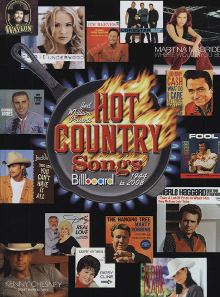 Hot Country Songs 1944-2008