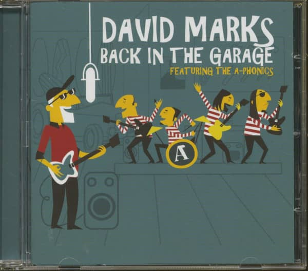 Back In The Garage (CD)