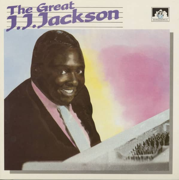 The Great J.J. Jackson (LP)