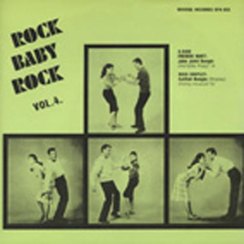 Vol.4, Rock Baby Rock 7inch, 45rpm EP PS