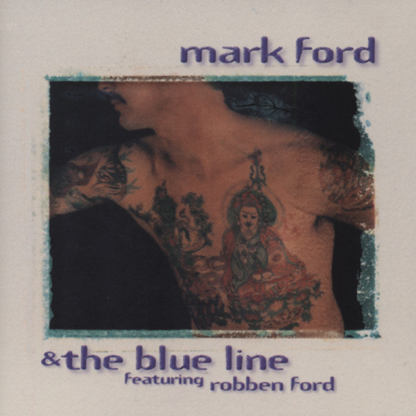 Featuring Robben Ford (cut-out)