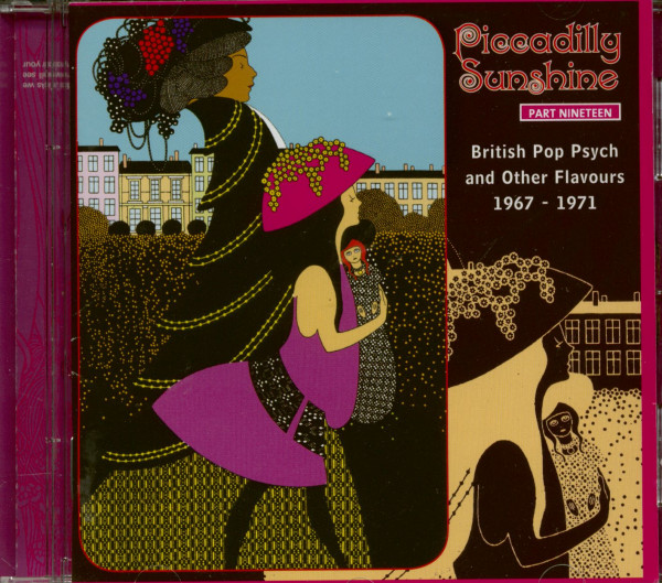 Piccadilly Sunshine Part 19 (CD)