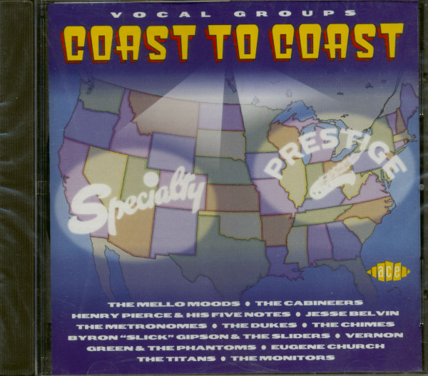 Vocal Groups Coast To Coast