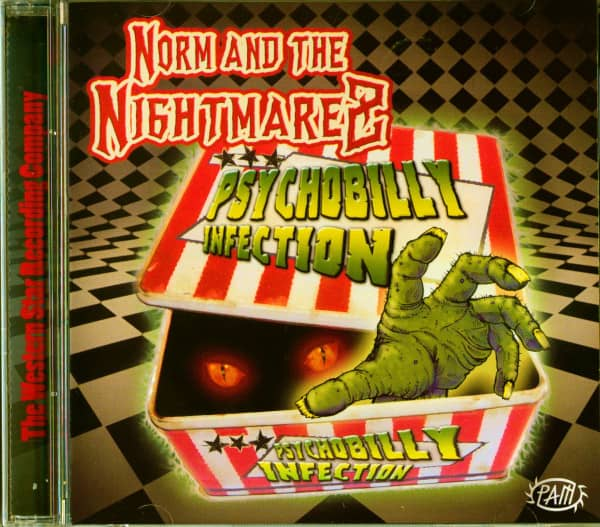 Psychobilly Infection