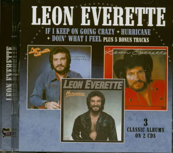 If I Keep On Going Crazy - Hurricane - Doin' What I Feel (2-CD)